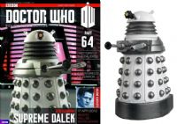 Doctor Who Figurine Collection Part 64: New Paradigm Supreme Dalek